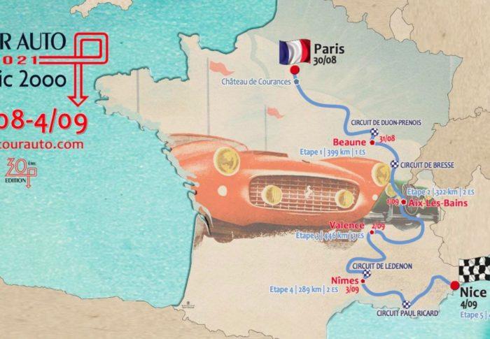 Tour Auto Optic 2000, la 30ème Edition!